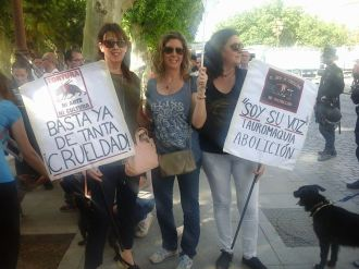 manifestación antitaurina13